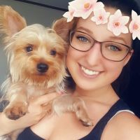 dog walker Briana