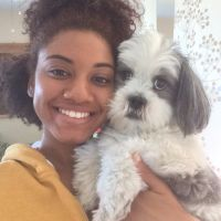 dog walker Myllie