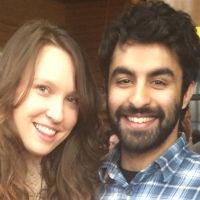 pet sitter Lauren & Jawad