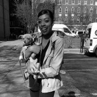 dog walker Asha