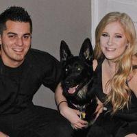 dog walker Jonathon W. & Kelsey