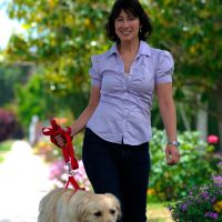 dog walker Cynthia