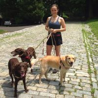 pet sitter Rebekah