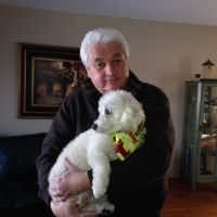 pet sitter Robert & Michelle