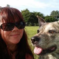 dog walker Tina