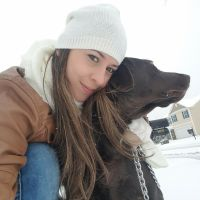 dog walker Maria