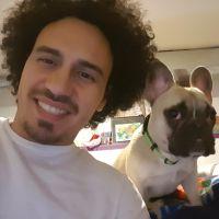 dog walker Jose Ramon