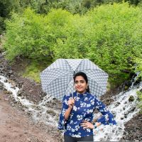 pet sitter Veena Krishna