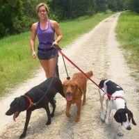 dog walker Nina