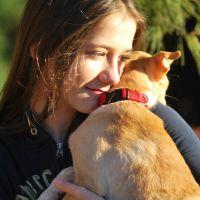 dog walker Debby