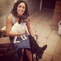 dog walker Elane