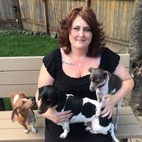 pet sitter Stephanie