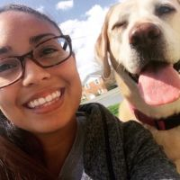 pet sitter Desiree
