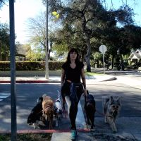 dog walker Wendy