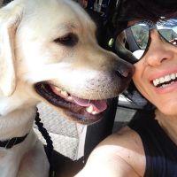 dog walker Janie