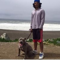 dog walker Nishtaq
