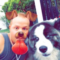 dog walker Tristan