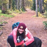 dog walker Sami