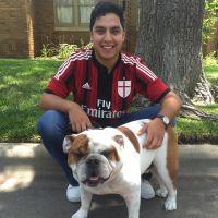 dog walker Marcos