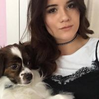 dog walker Chloe