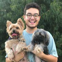 dog walker Jorge