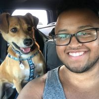 dog walker Isaiah