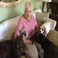 pet sitter Julie