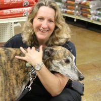 pet sitter Diane H. and Gabe