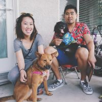 pet sitter Tony and Jen