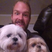 pet sitter Christopher