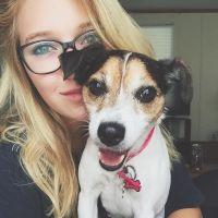 dog walker Emmy