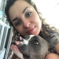 dog walker Alexis