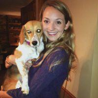 dog walker Courtney