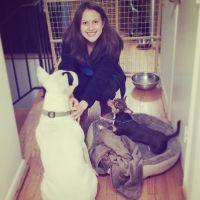 dog walker Stephany