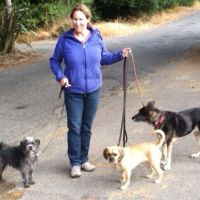 dog walker Suzanne