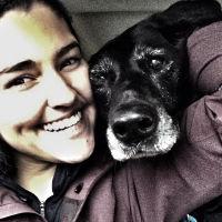 dog walker Carlie