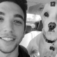 dog walker Eyal