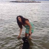 dog walker Ilana