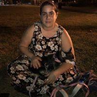 dog walker Shaina