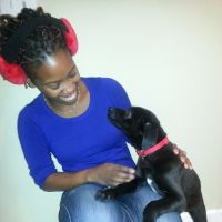 Lashonda's dog boarding