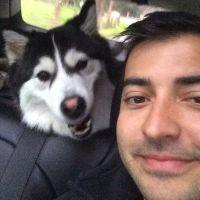 dog walker Felipe
