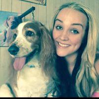 dog walker Lesley