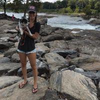 dog walker Valerie