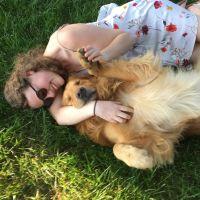 dog walker Aurie