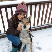 dog walker Natalia
