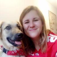 dog walker Brie