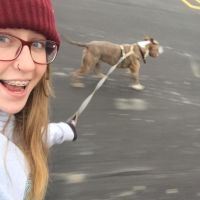 dog walker Jade