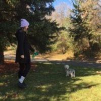dog walker Amelia