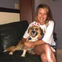 dog walker Rebeca