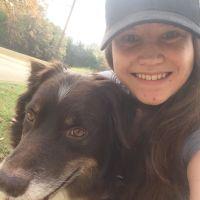 dog walker Cassie